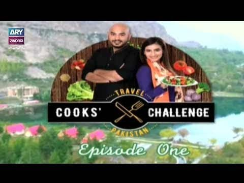 Cook's Challenge – Episode 1 – 12th May 2018