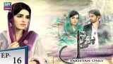 Phir Wohi Dil Episode 16 – 17th May 2018
