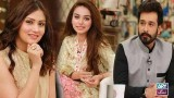 """Rapid Fire"" Game Segment Faysal Qureshi with Anam , Salman , & Tipu"
