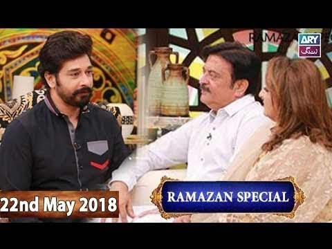 Salam Zindagi with Faysal Qureshi – 22nd May 2018
