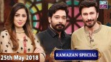 Salam Zindagi with Faysal Qureshi – 25th May 2018