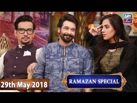 Salam Zindagi with Faysal Qureshi – 29th May 2018