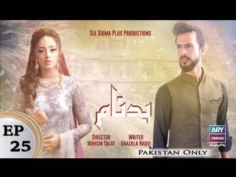 Badnaam Episode 25 – 24th June 2018