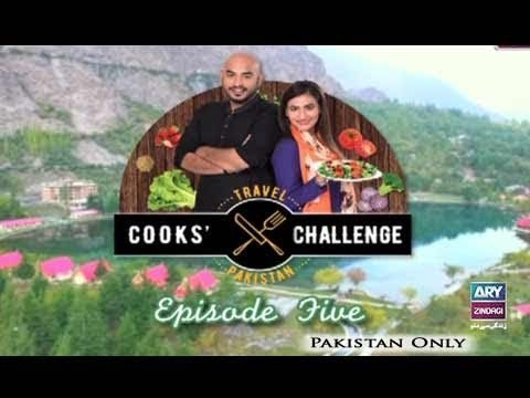 Cook's Challenge – Episode 05 – 9th June 2018