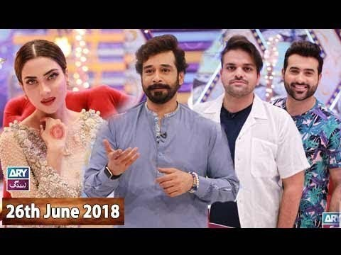 Salam Zindagi with Faysal Qureshi – 26th June 2018
