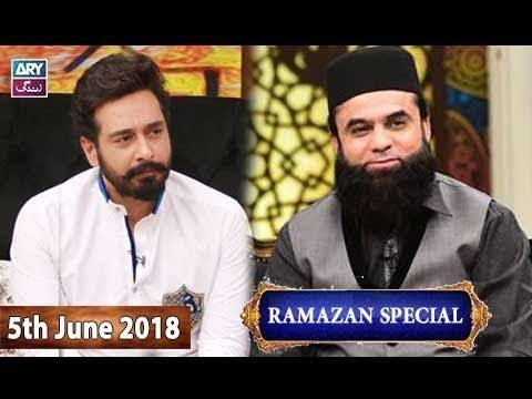 Salam Zindagi with Faysal Qureshi – 5th June 2018
