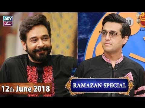 Salam Zindagi with Faysal Qureshi – 12th June 2018