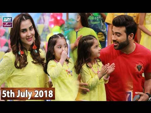 Salam Zindagi – 5th July 2018