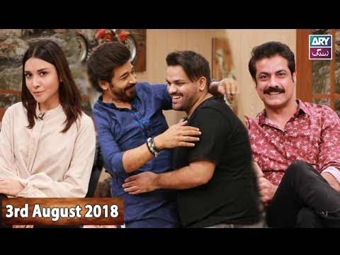 Salam Zindagi with Faysal Qureshi – 3rd August 2018
