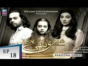 Meri Nanhi Pari – Episode 18 – 31st August 2018