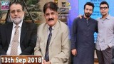 Salam Zindagi with Faisal Qureshi – 13th September 2018