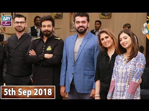 Salam Zindagi with Faisal Qureshi – 5th September 2018