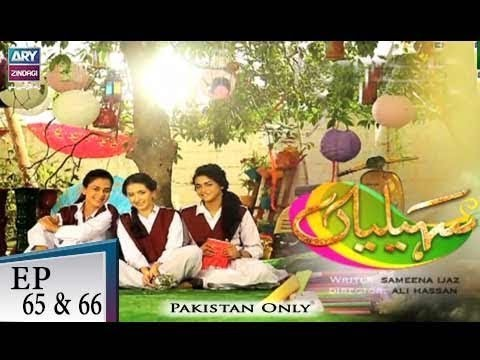 Saheliyaan – Episode 65 & 66 – 16th October 2018