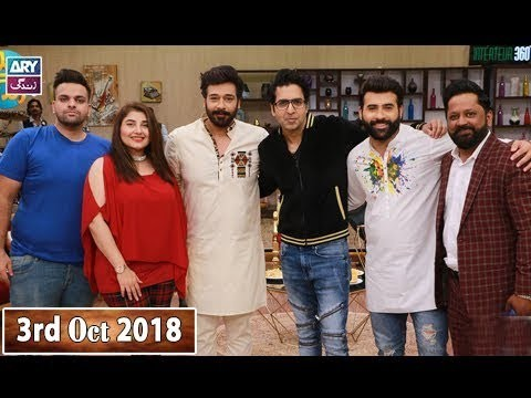 Salam Zindagi with Faisal Qureshi – 3rd October 2018