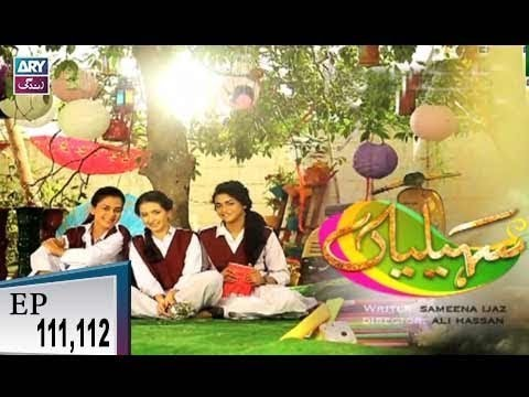 Saheliyaan – Episode 111 & 112 – 26th November 2018
