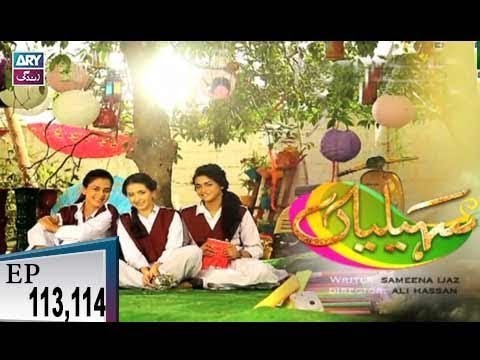 Saheliyaan – Episode 113 & 114 – 27th November 2018
