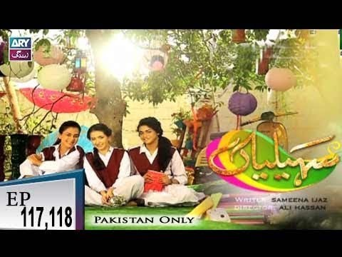 Saheliyaan – Episode 117 & 118 – 29th November 2018