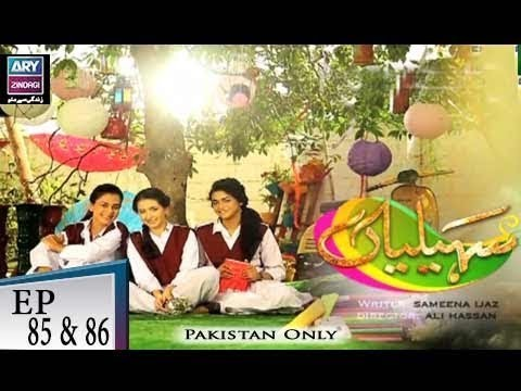 Saheliyaan – Episode 85 & 86 – 1st November 2018