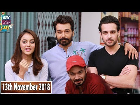 Salam Zindagi with Faisal Qureshi – 13th November 2018