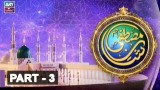 Shan-e-Mustafa Special Transmission – Part 3 – 20th November 2018