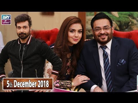 Salam Zindagi with Faisal Qureshi – 5th December 2018
