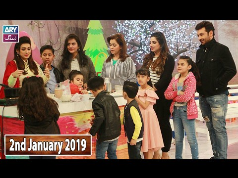 Salam Zindagi with Faysal Qureshi – 2nd January 2019