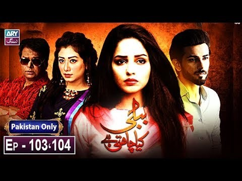 Bubbly Kya Chahti Hai – Episode 103 & 104 – 16th January 2019