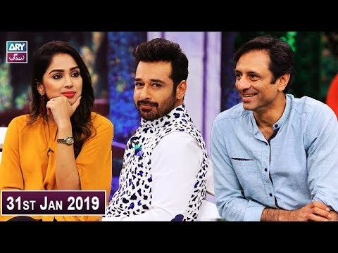 Salam Zindagi with Faysal Qureshi – 31st January 2019