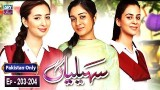 Saheliyaan – Episode 203 & 204 – 13th February 2019