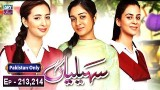Saheliyaan – Episode 213 & 214 – 21st February 2019