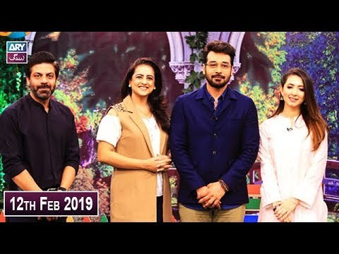 Salam Zindagi with Faysal Qureshi – 12th February 2019