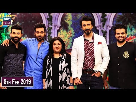 Salam Zindagi with Faysal Qureshi – 8th February 2019
