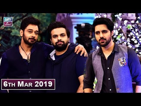 Salam Zindagi with Faysal Qureshi – 6th March 2019