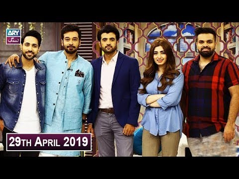 Salam Zindagi with Faysal Qureshi – 29th April 2019
