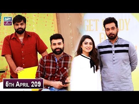 Salam Zindagi with Faysal Qureshi – 5th April 2019