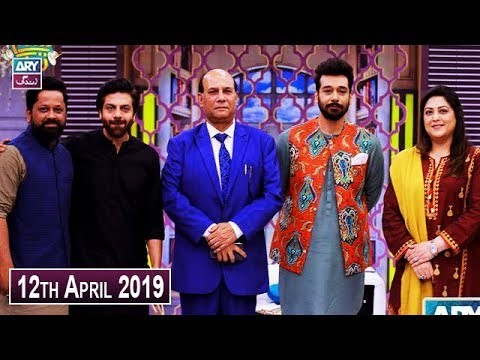 Salam Zindagi with Faysal Qureshi – 12th April 2019