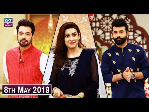 Salam Zindagi with Faysal Qureshi – 8th May 2019