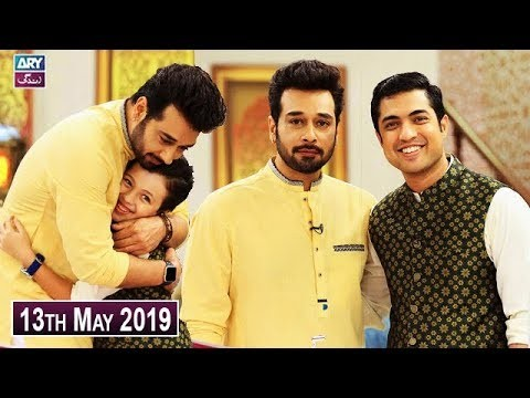 Salam Zindagi with Faysal Qureshi – 13th May 2019