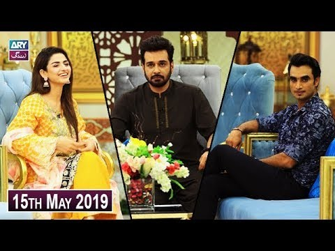 Salam Zindagi with Faysal Qureshi – 15th May 2019