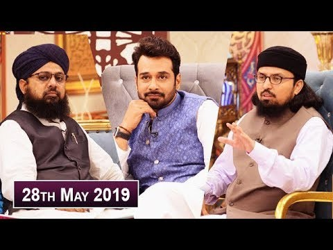 Salam Zindagi with Faysal Qureshi – 28th May 2019