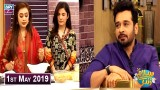 Salam Zindagi with Faysal Qureshi – 1st May 2019