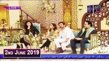 Salam Zindagi with Faysal Qureshi – 2nd June 2019