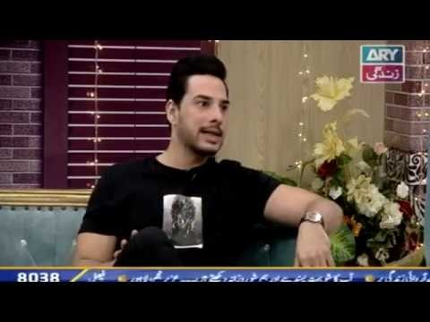 Faysal Qureshi talks about confidence with his guests Kunwar Arsalan and Sana Askari