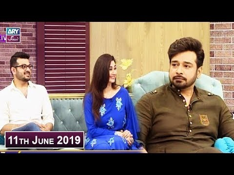 Salam Zindagi with Faysal Qureshi – 11th june 2019