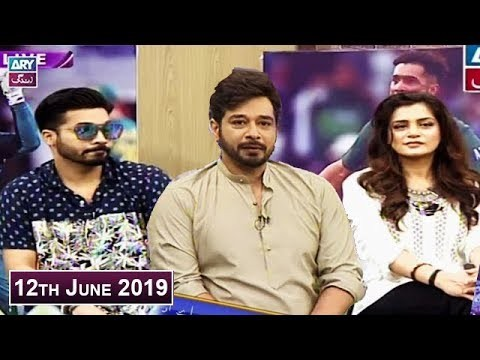 Salam Zindagi with Faysal Qureshi – 12th june 2019