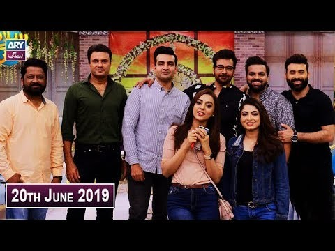 Salam Zindagi with Faysal Qureshi – 20th june 2019