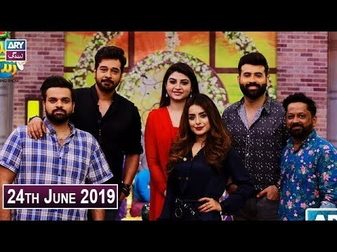 Salam Zindagi with Faysal Qureshi – 24th june 2019