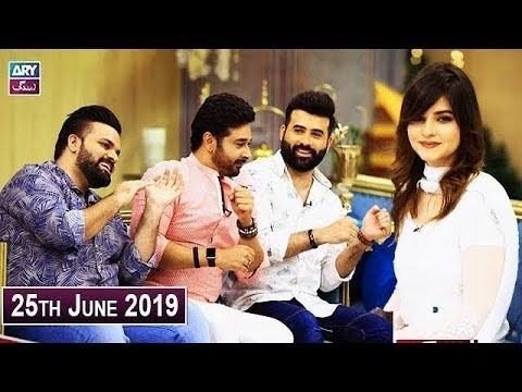 Salam Zindagi with Faysal Qureshi – 25th june 2019