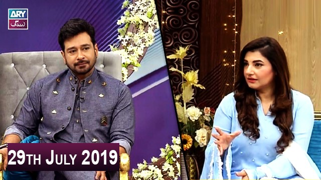 Salam Zindagi with Faysal Qureshi – 29th July 2019