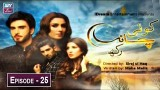 Koi Chand Rakh Episode 25 – 27th July 2019